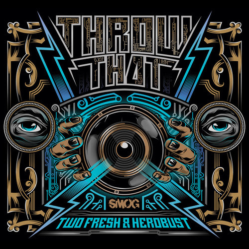 two fresh x heRobust - throw that ep